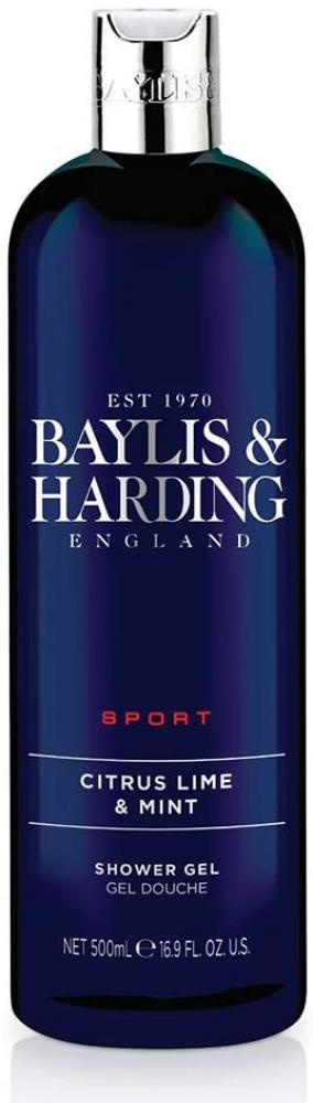 Baylis and Harding Citrus Lime and Mint Shower Gel 500ml