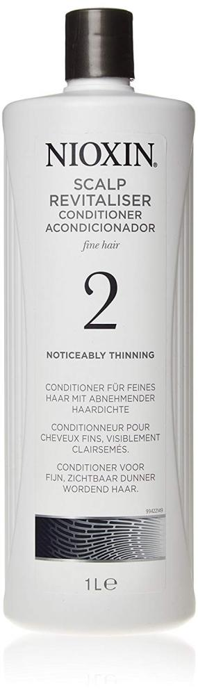 Nioxin Scalp Therapy Conditioner Fine Hair System 2 1L