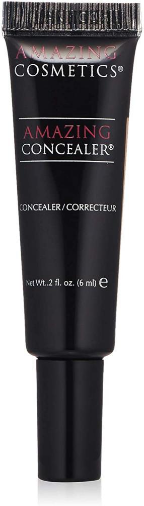 AMAZING COSMETICS Amazing Concealer Multi Purpose Full Coverage Concealer- Fair Golden 6 ml