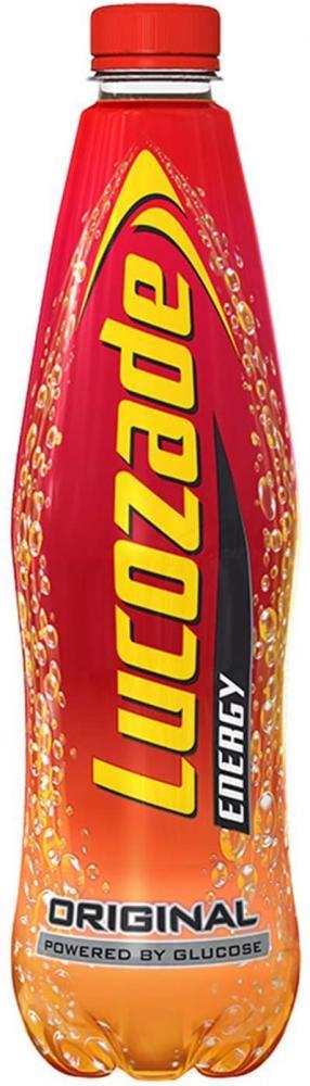 Lucozade Sparkling Glucose Energy Drink Original 1 Litre