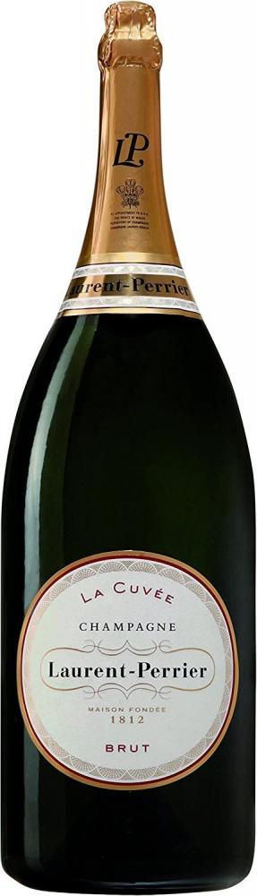 Laurent Perrier La Cuvee Champagne in Gift Box 300 cl