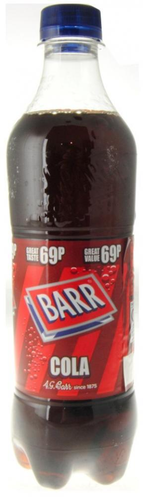 Barr Cola 500ml