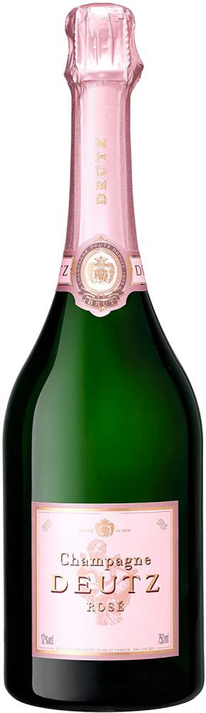 Deutz Rose Champagne 75cl Damaged Box