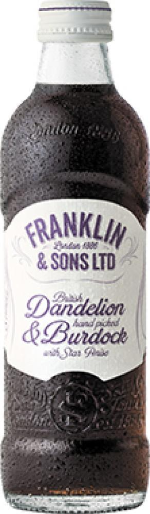 Franklin and Sons Dandelion and Burdock 275ml