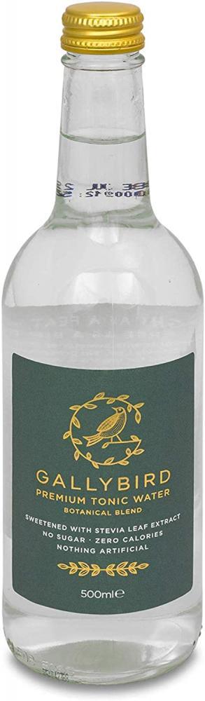 Gallybird Premium Tonic Watern Botanical Blend 500ml