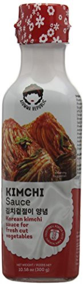 Ajumma Republic Kimchi Sauce 300g