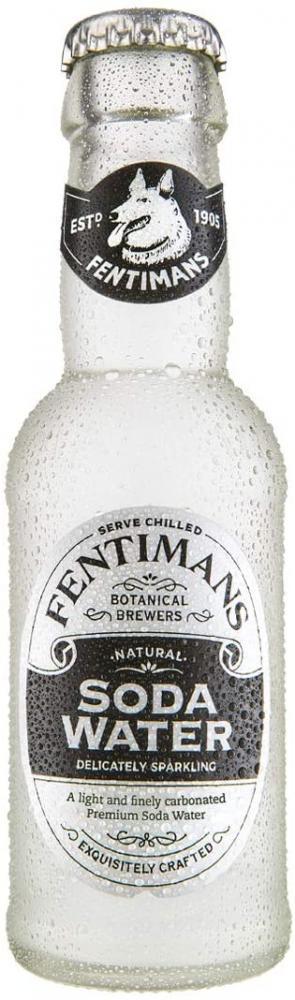 Fentimans Soda Water 125 ml