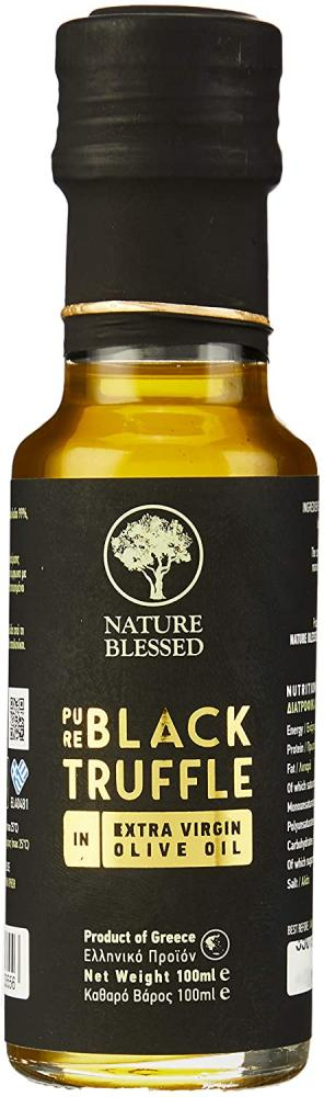 Nature Blessed Black Truffle In Extra Virgin Olive Oil 100 ml