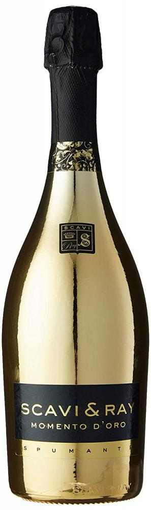 Scavi and Ray Momento D Oro Spumante 75cl