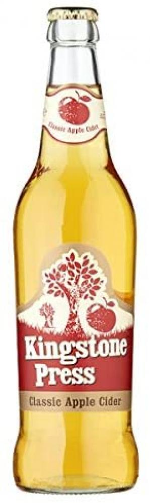 Kingston Press Classic Apple Cider 500ml