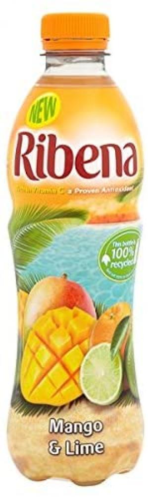SALE  Ribena Mango and Lime 500ml