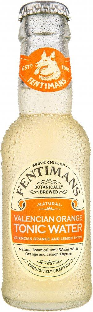 Fentimans Valencian Orange Tonic Water 125ml