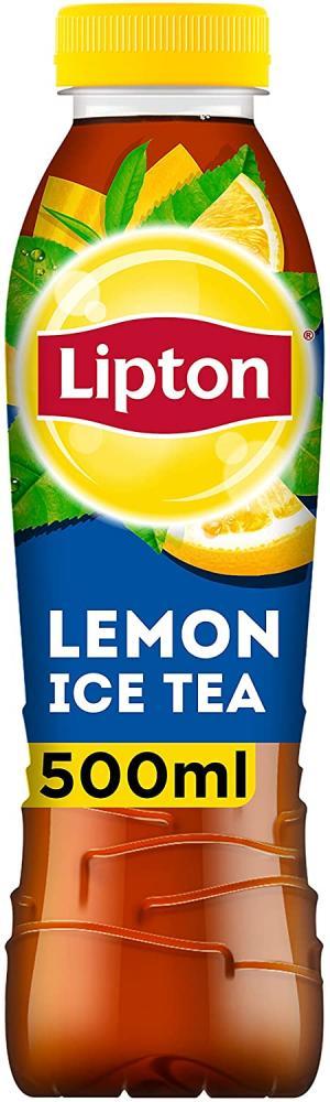 Lipton Iced Tea Lemon 500 ml