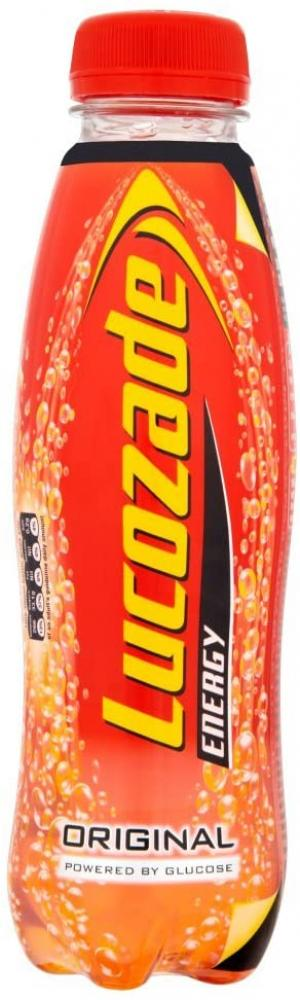 MEGA DEAL  Lucozade Energy Original 380ml