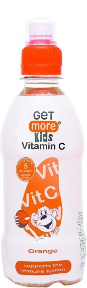 A Little More Vitamin C Orange Drink 330ml