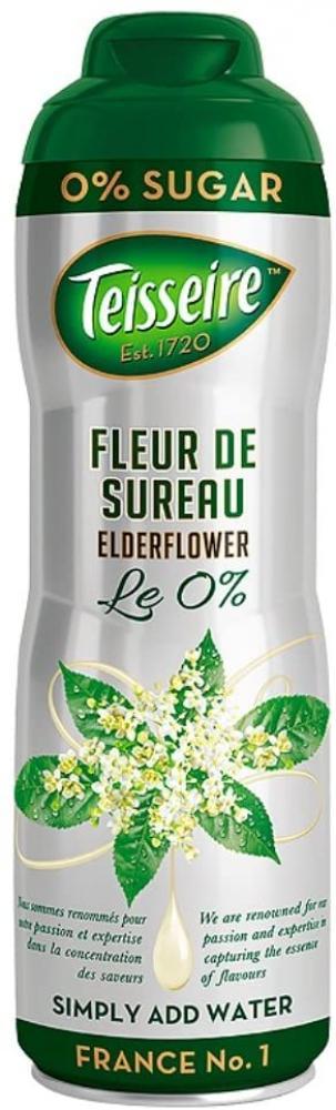 Teisseire Elderflower Syrup 600ml