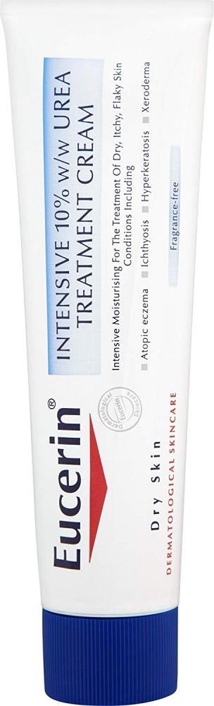 Eucerin Dry Skin Intensive 10 w w Urea Treatment Cream 100 ml