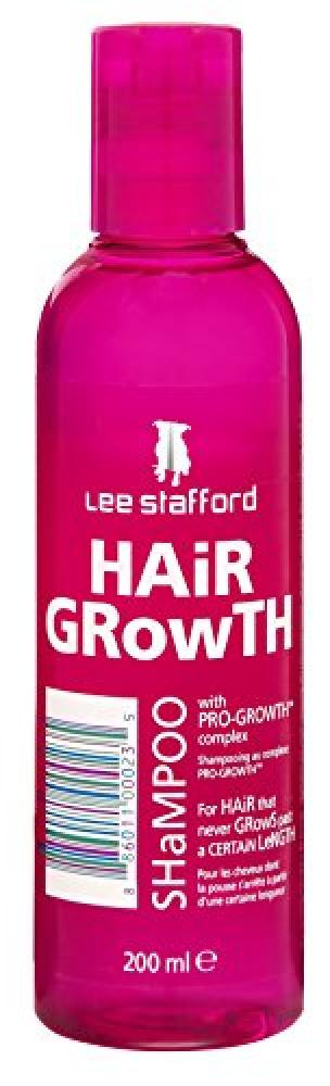 Lee Stafford Hair Growth Shampoo 200 ml