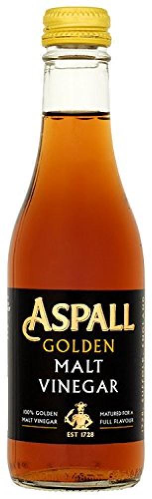 Aspall Golden Malt Vinegar 250ml