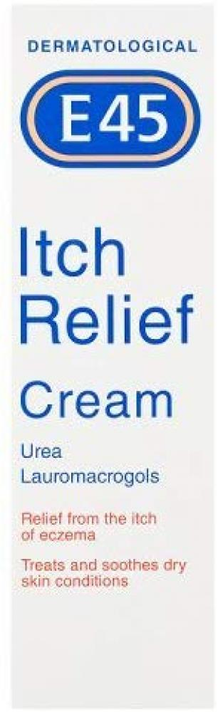E45 Itch Relief Cream 50 g
