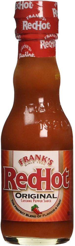 Franks RedHot Original Cayenne Pepper Sauce 148ml