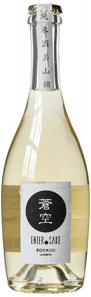 Enter Sake Sooku Junmai White Wine 500ml