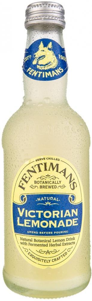 Fentimans Traditional Victorian Lemonade 275ml