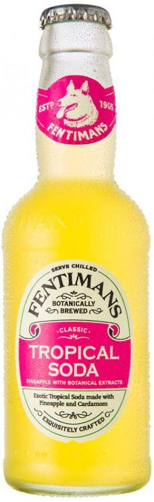 Fentimans Tropical Soda Bottle 200 ml