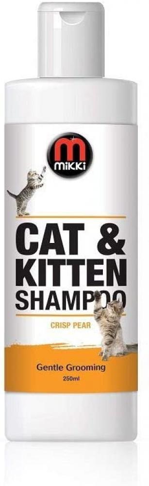 Mikki Cat and Kitten Shampoo Crisp Pear 250 ml