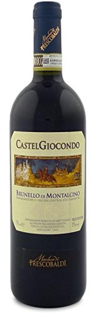Castelgiocondo Marchesi de Frescobaldi Brunello di Montalcino Tuscany 75cl