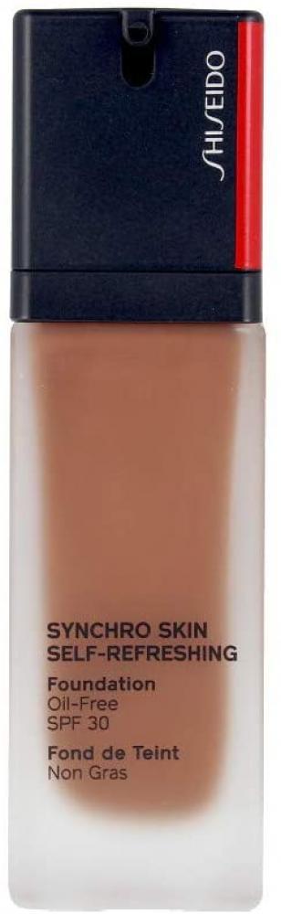 Shiseido Synchro Skin Self Refreshing Foundation 550 Jasper 30ml