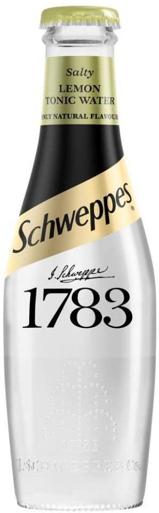 Schweppes 1783 Salty Lemon 200 ml