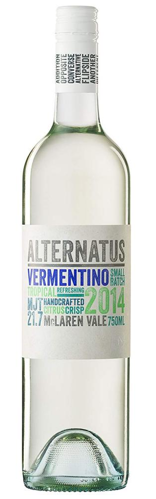 Angove Family Winemakers Alternatus Vermentino Wine 75cl 2014