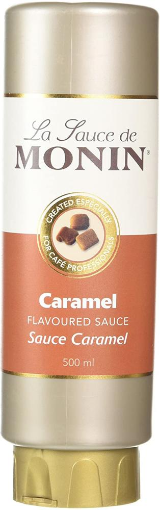 Monin Caramel Sauce 500 ml