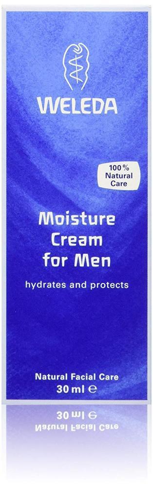 Weleda Moisture Cream for Men 30 ml Damaged Box