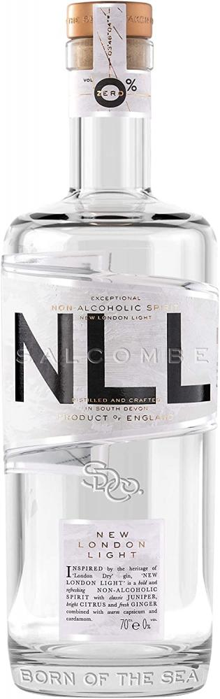 New London Light Distilled And Crafted Non Alcoholic Spirit 70 cl