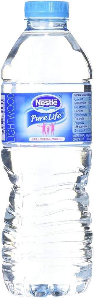 Nestle Pure Life Still Spring Water 500ml