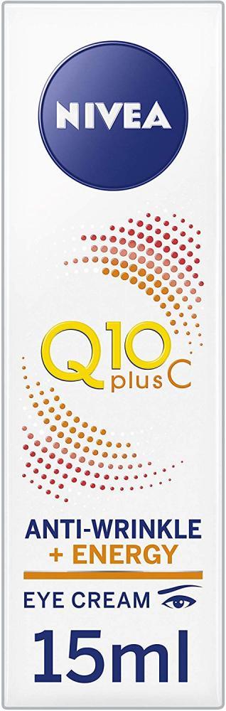 Nivea Q10 plus C Anti-Wrinkle Energy Eye Cream 15 ml
