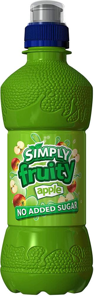 Simply Fruity Apple Juice Drink 330ml