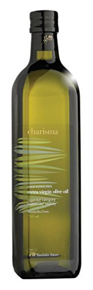 Charisma Greek Extra Virgin Olive Oil from Crete 750 ml