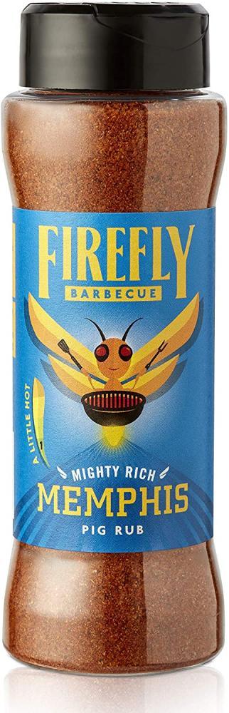 Firefly Memphis BBQ Pig Rub 175ml