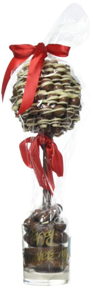 Sweet Trees Happy Anniversary Malteser White Chocolate Drizzle Sweet Tree