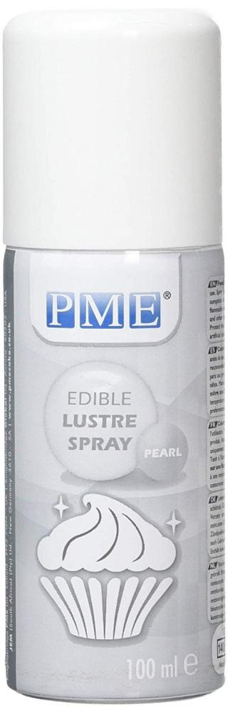 PME Edible Pearl Lustre Spray 100ml