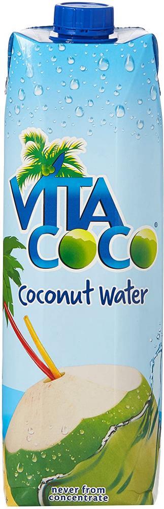 Vita coco 100 Pure Coconut Water Naturally Hydrating 1L