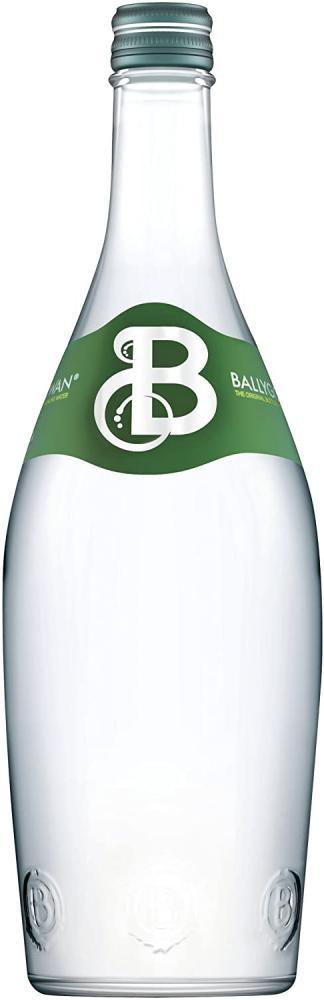 SALE  Ballygowan Sparkling Water Glass Bottle 750ml