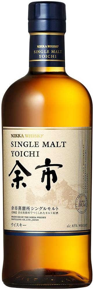 Nikka Whisky Single Malt Yoichi 70 cl