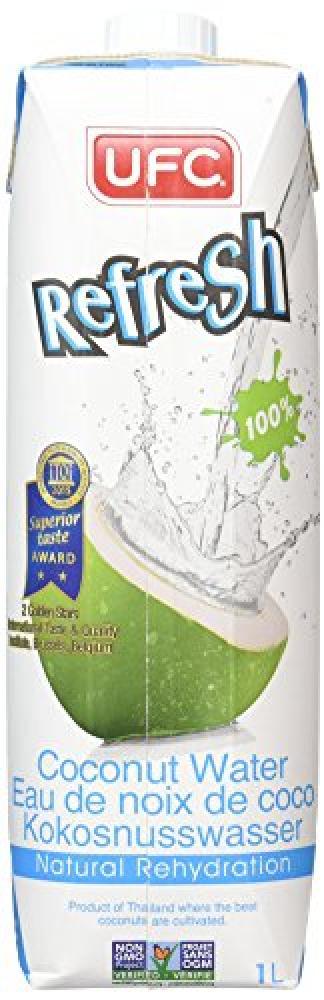 UFC Refresh Coconut Water 1 Litre