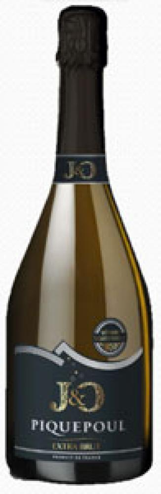 J and O Piquepoul Extra Brut White Wine 750ml