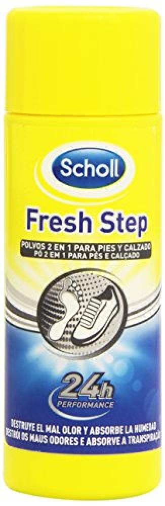 Scholl Deodorant Powders for Foots and Shoes 75 ml