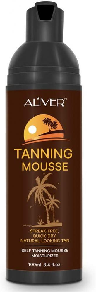 Aliver Tanning Mousse 100 ml